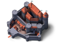Stronghold Level 1+2